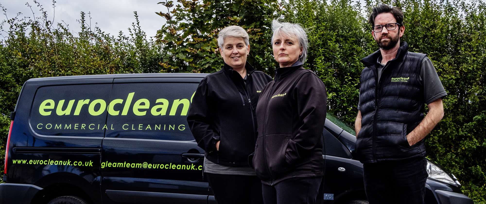 Euroclean Commercial Cleaning in Central Scotland